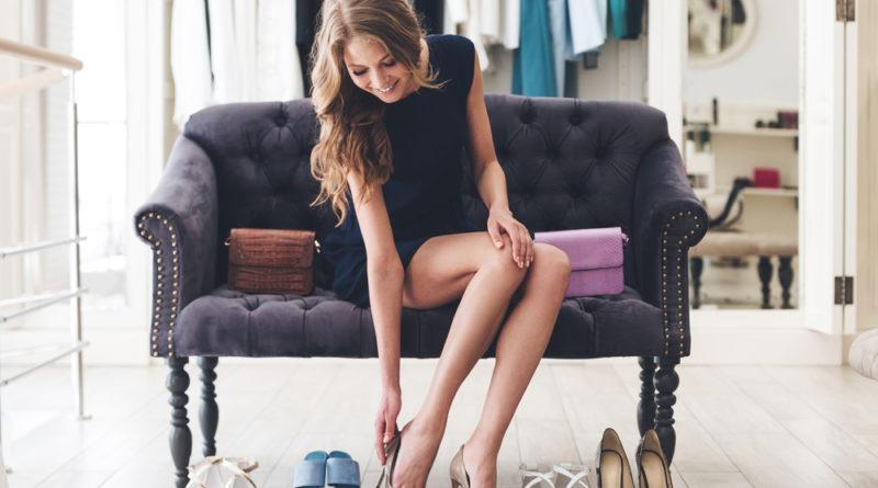 Chaussures femmes sexy : et si on choisissait en fonction de notre lingerie?